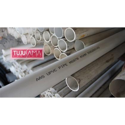 UPVC Pipe 040mm